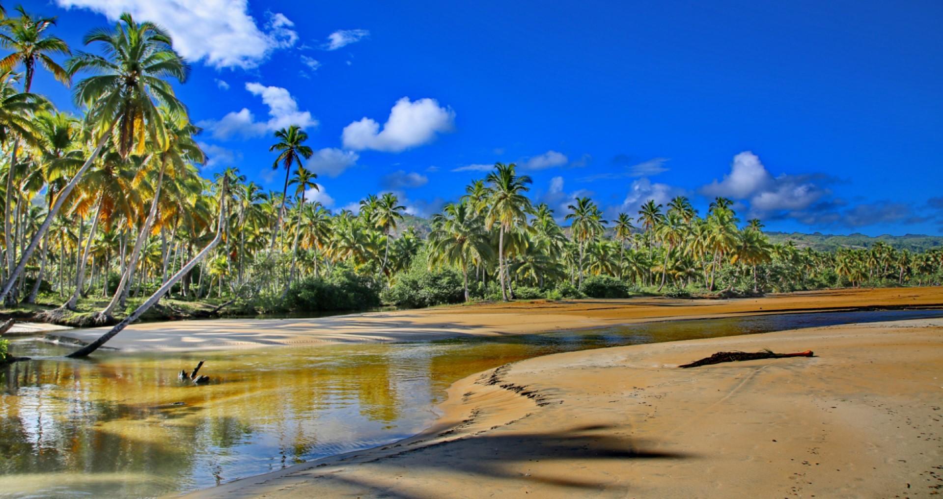 Donnavventura: la Repubblica Dominicana in canoa