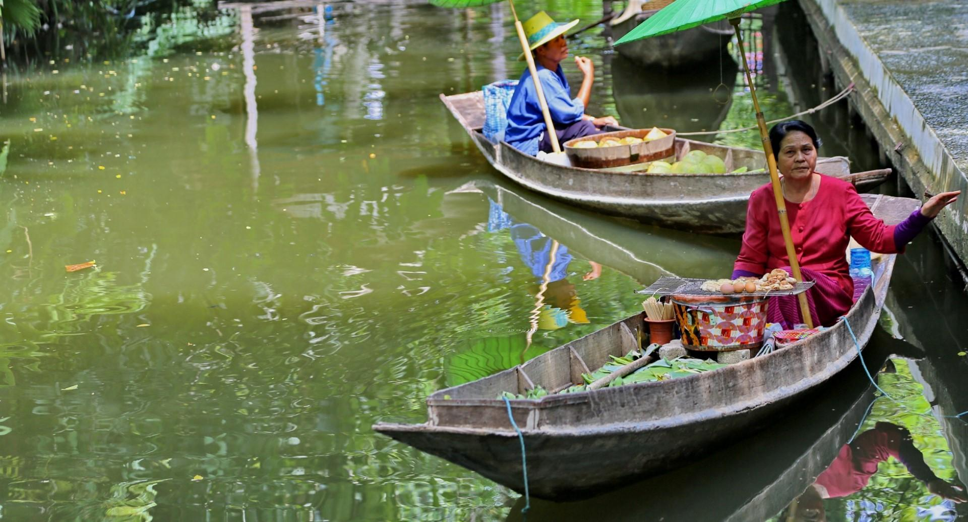 A Bangkok con Donnavventura