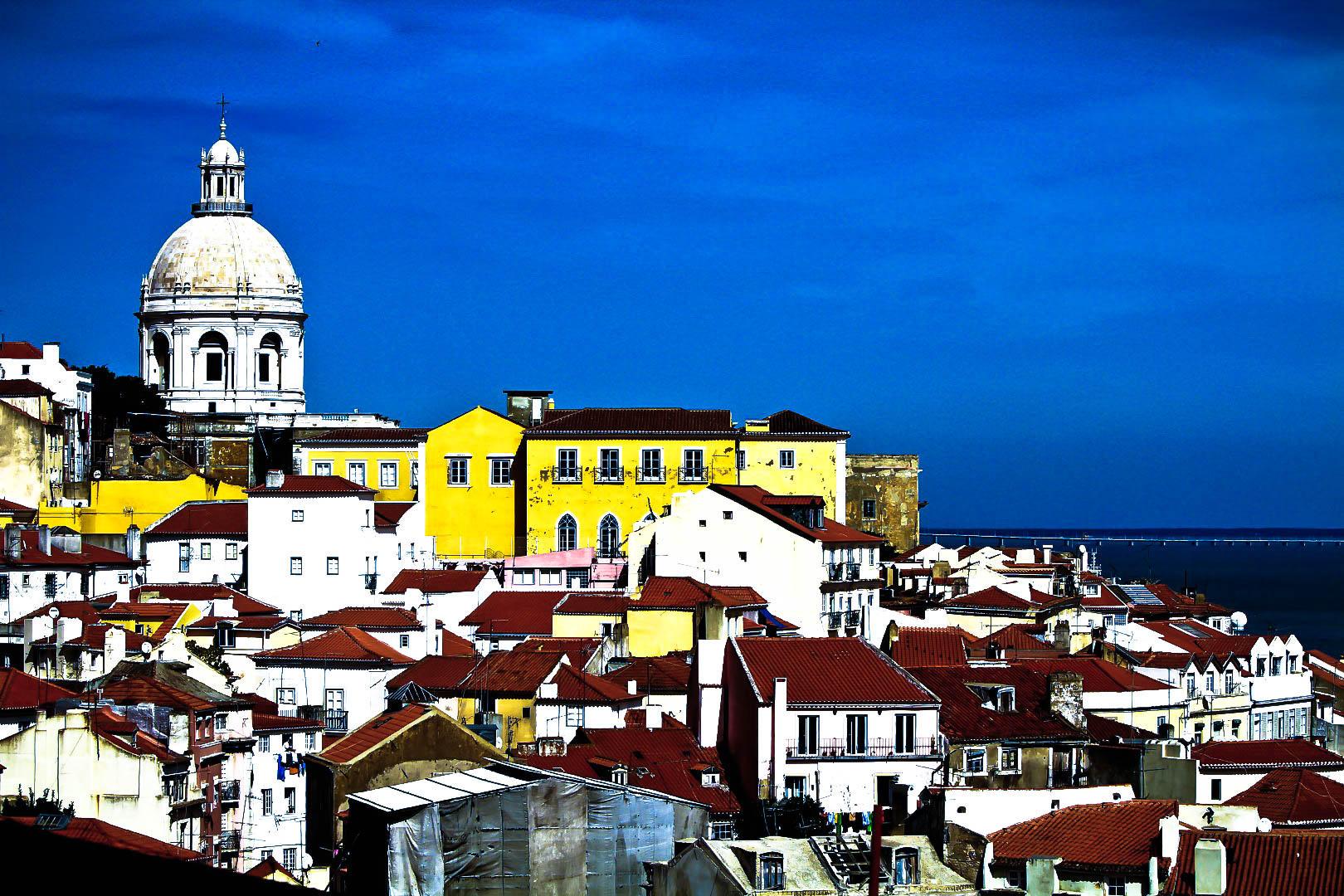Lisbona come una favola, per grandi e bambini