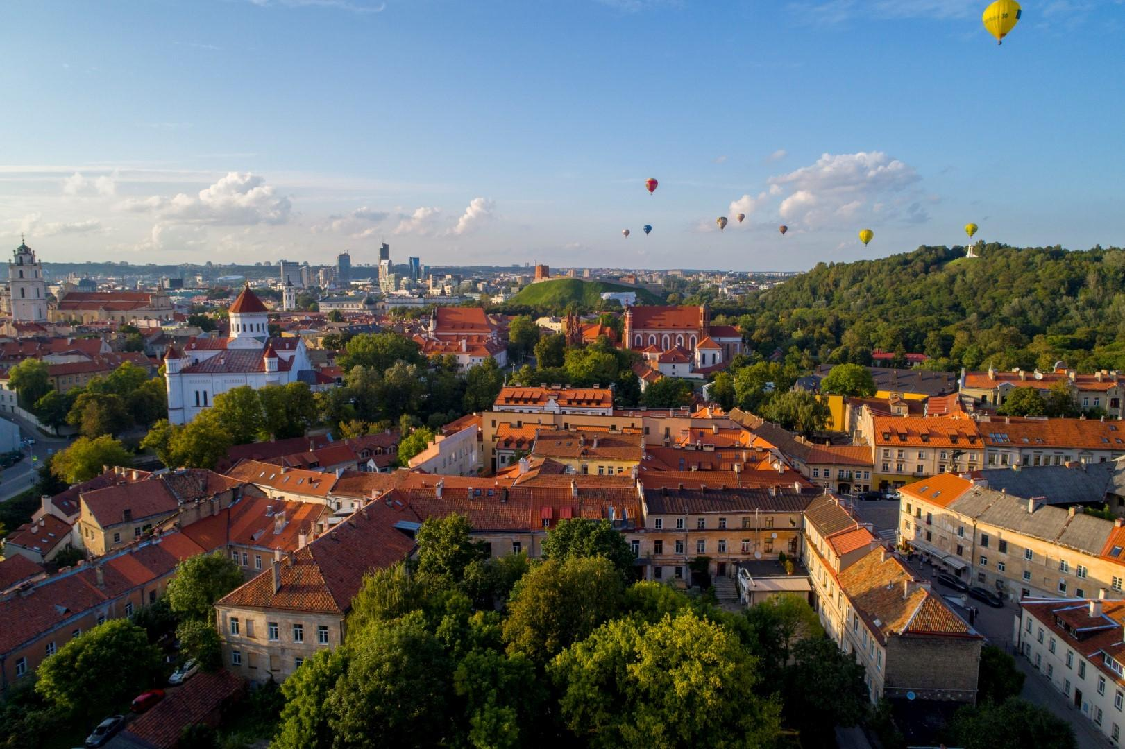 Lituania: Vilnius tra le  Best in Europe