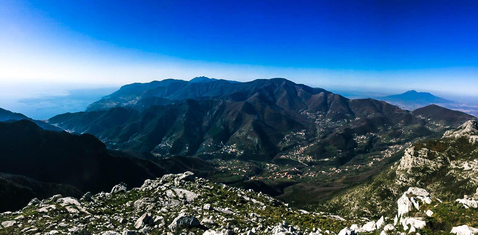 Tramonti, polmone verde della Costa d'Amalfi