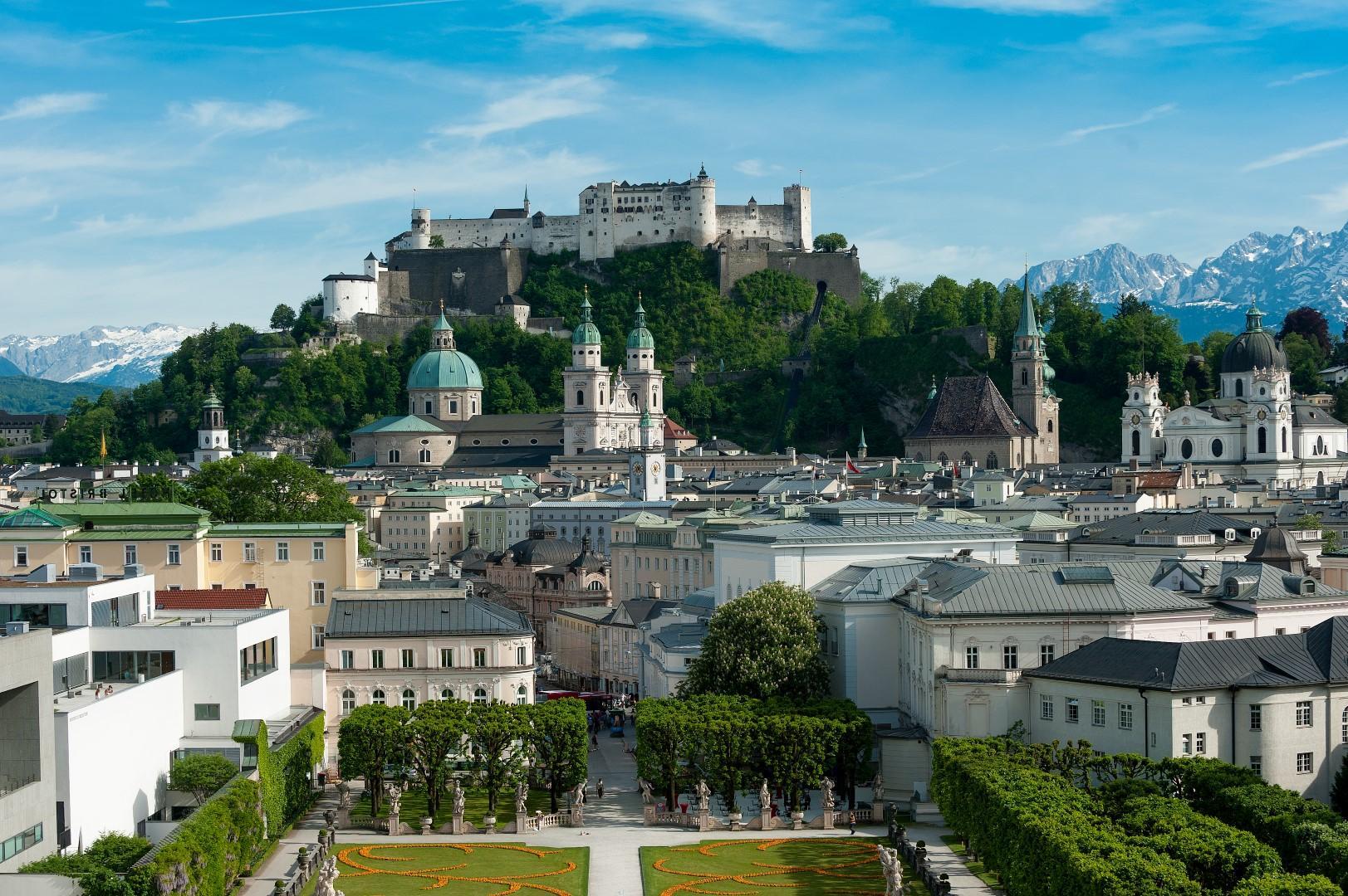 Salisburghese, rilassante paradiso nel cuore d'Europa