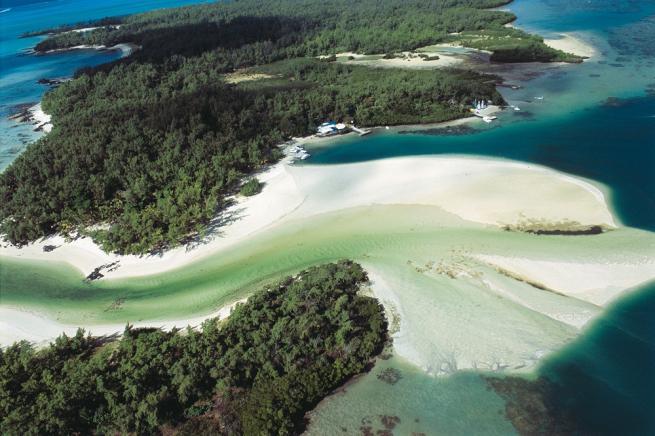 Il grande amore ha una sua isola: Mauritius