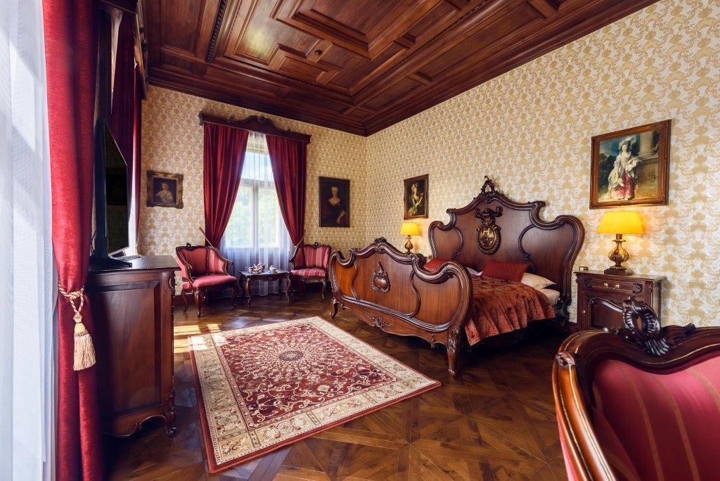 Notti da Re. Vacanze nei castelli della Repubblica Ceca