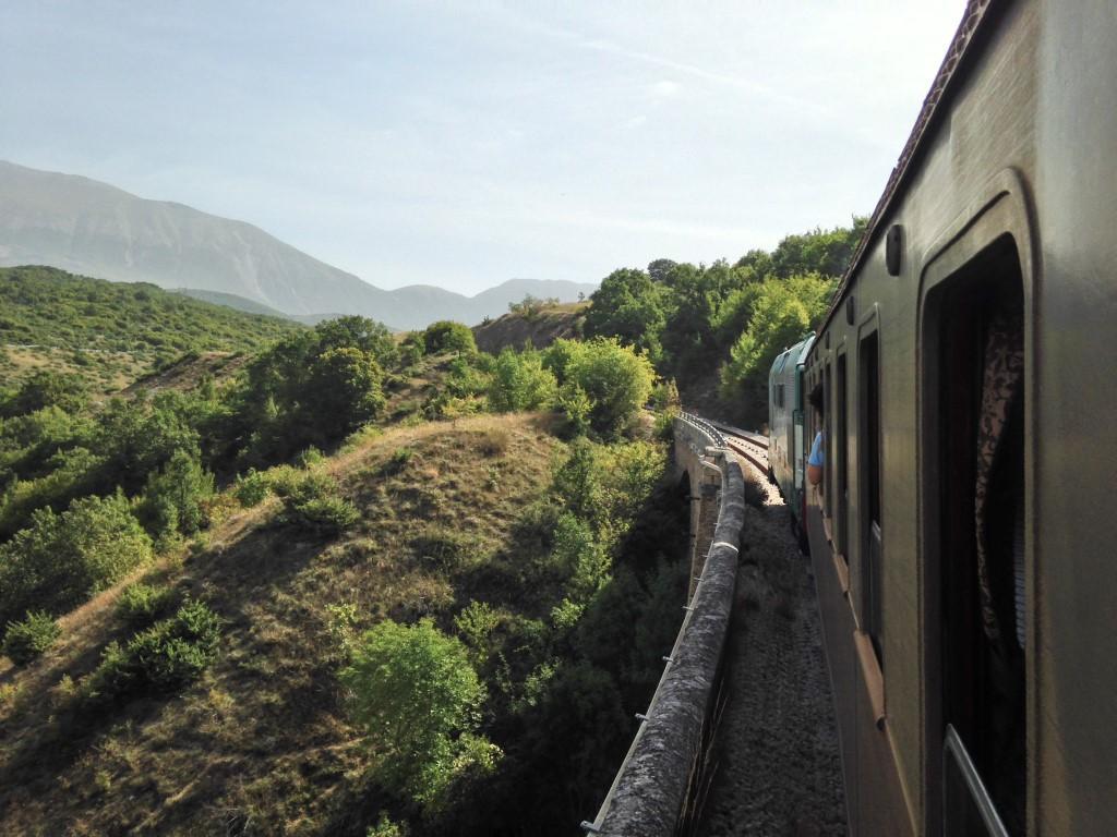 Scoprire l Abruzzo con la Transiberiana d Italia