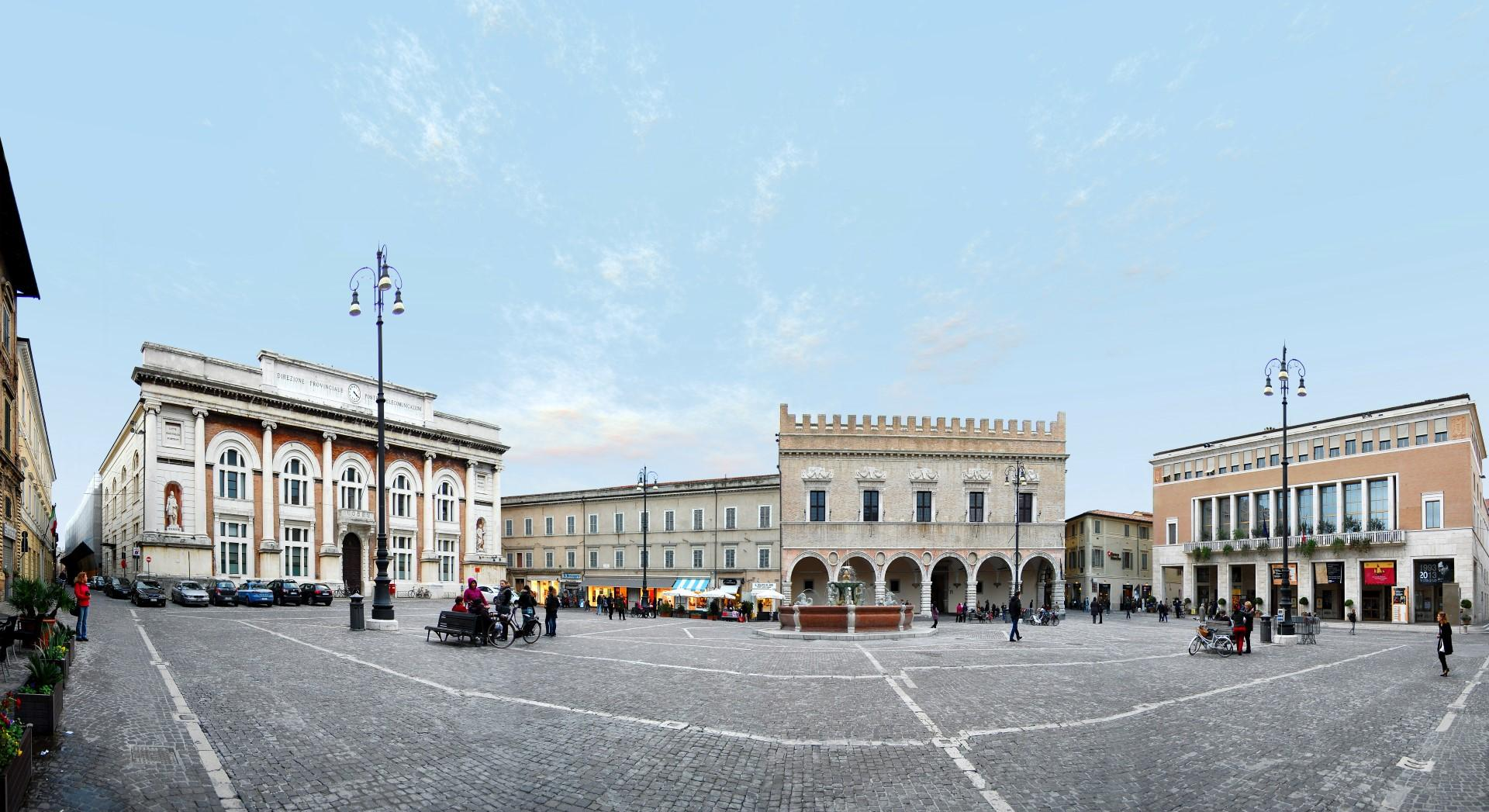 Da Pesaro a Urbino, cercando l Italia bella e buona
