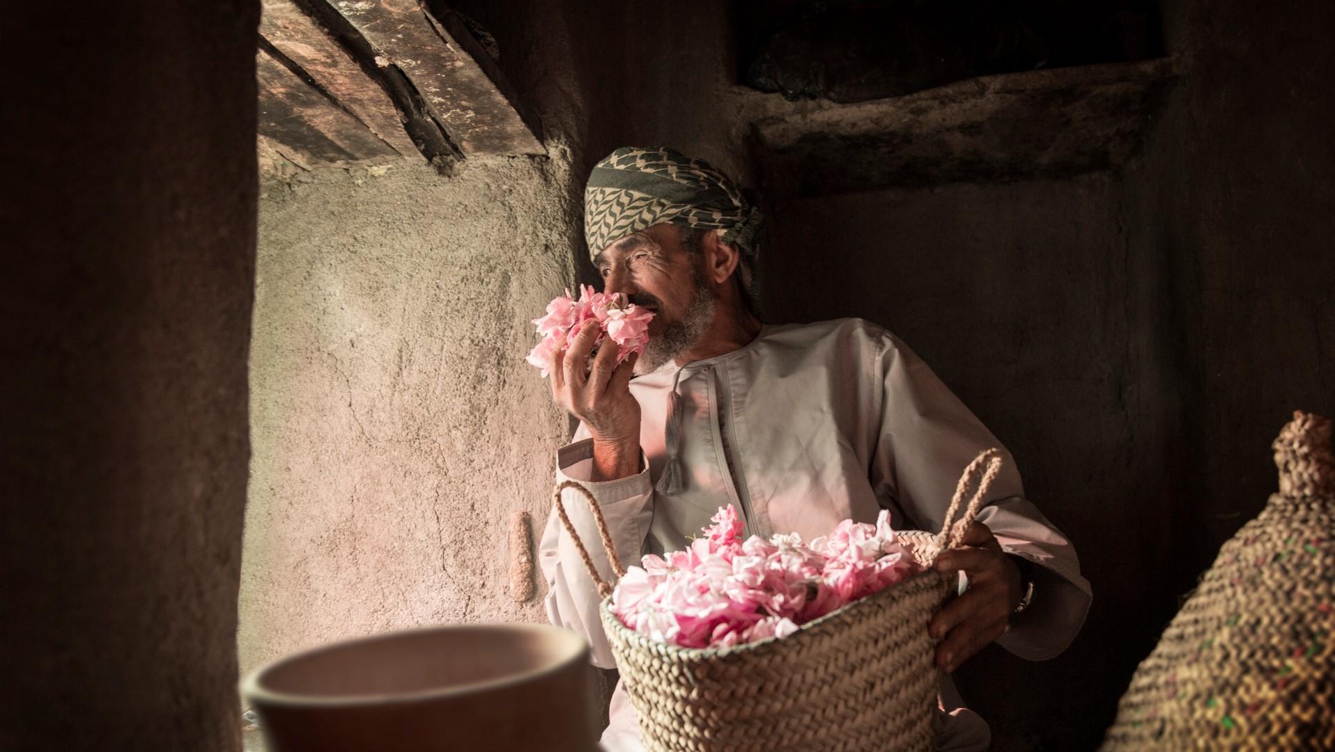 Oman: primavera in rosa