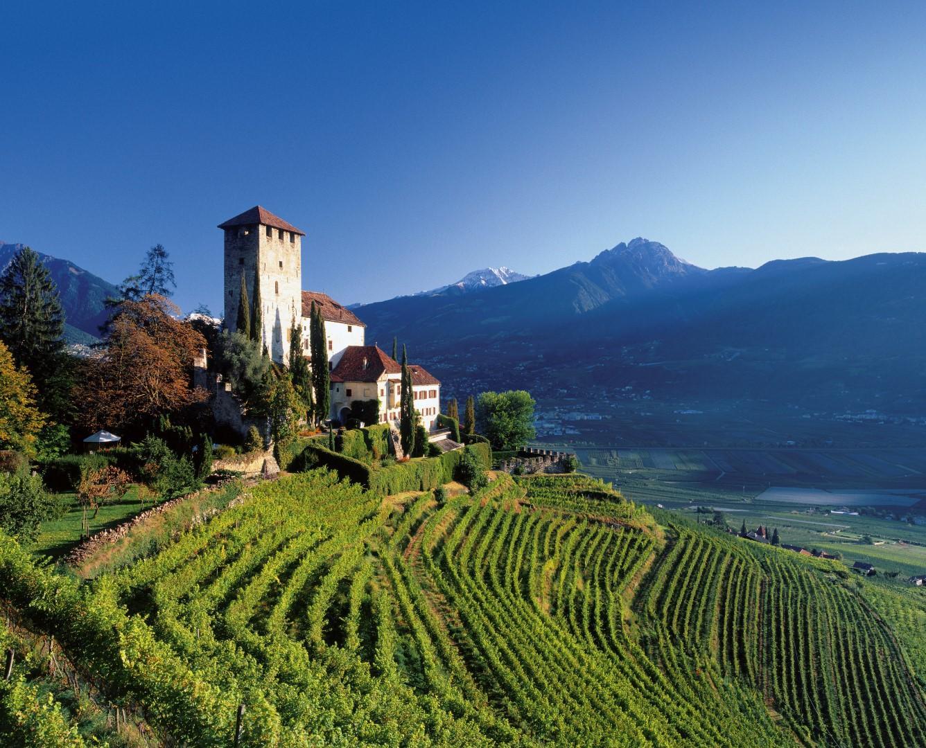 Colori e profumi: autunno spettacolare in Alto Adige