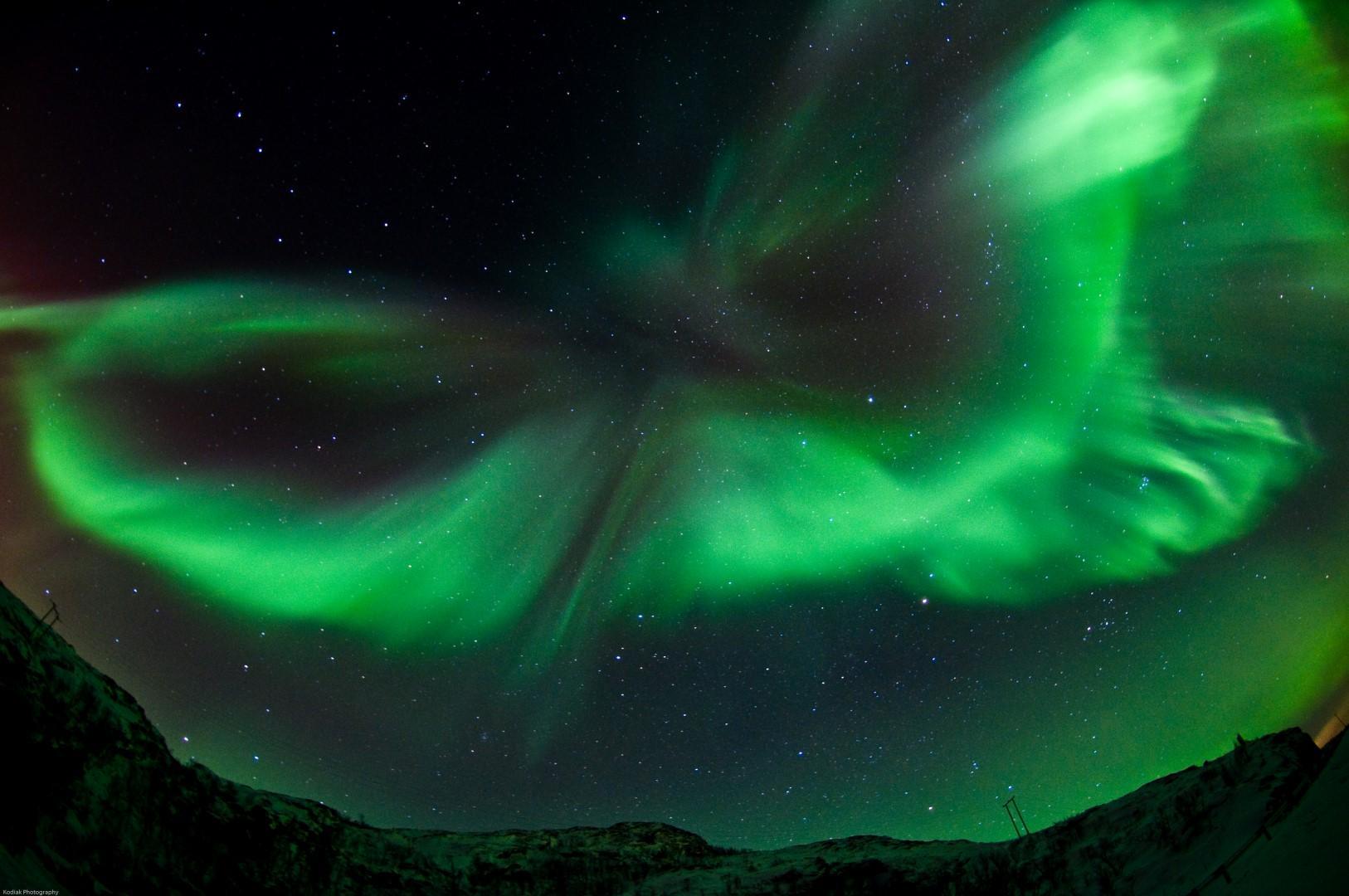 Norvegia favolosa tra megattere e aurore boreali