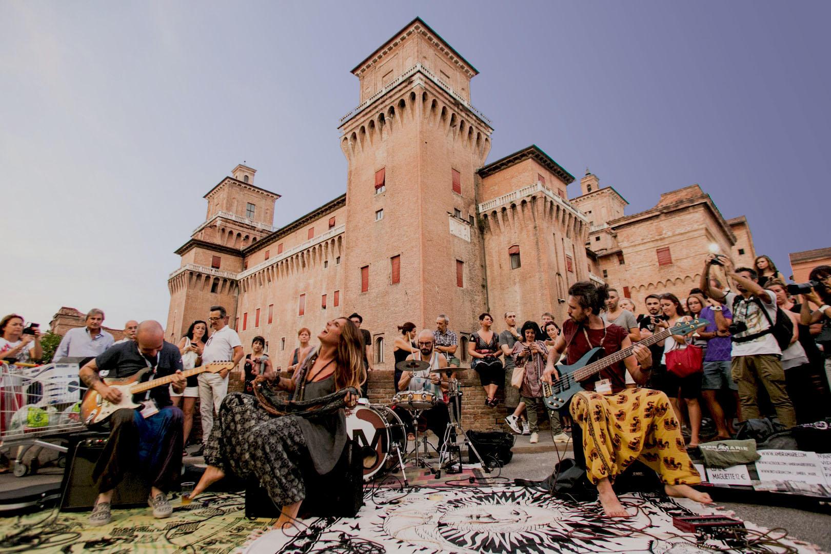 La musica del mondo tra Ferrara e Mantova