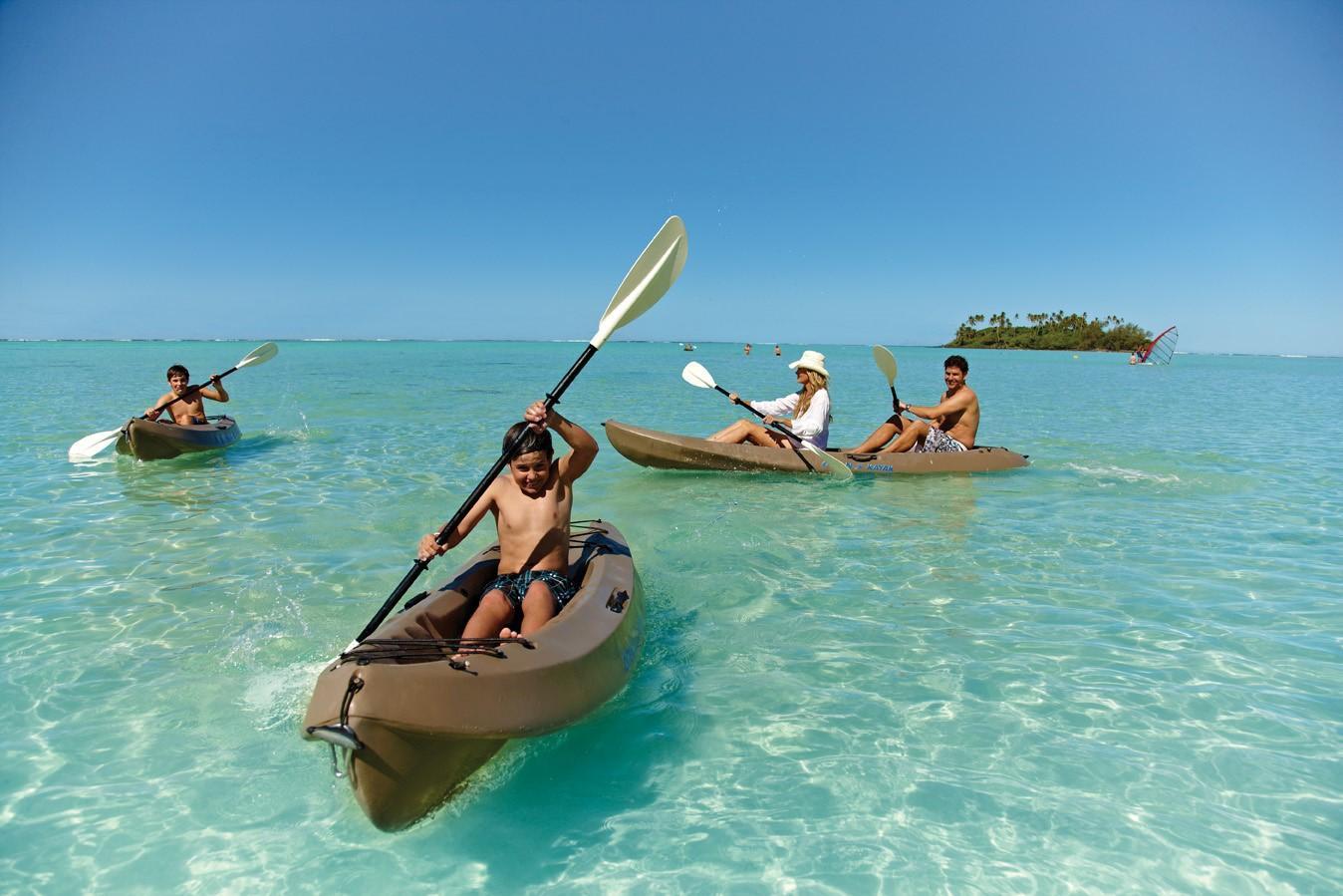 Isole Cook: la Polinesia formato famiglia