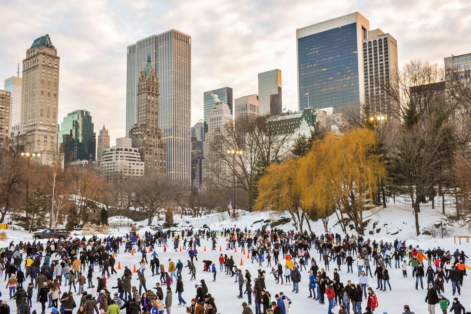 Diciotto tappe nel magico Natale di New York