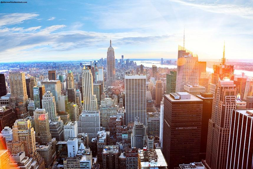 A New York per un Capodanno scintillante