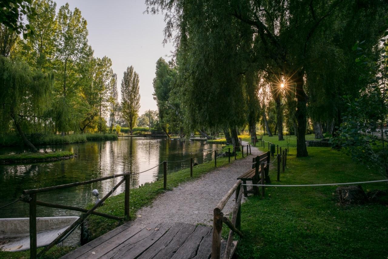 Umbria: frescura assicurata tra le fonti del Clitumno