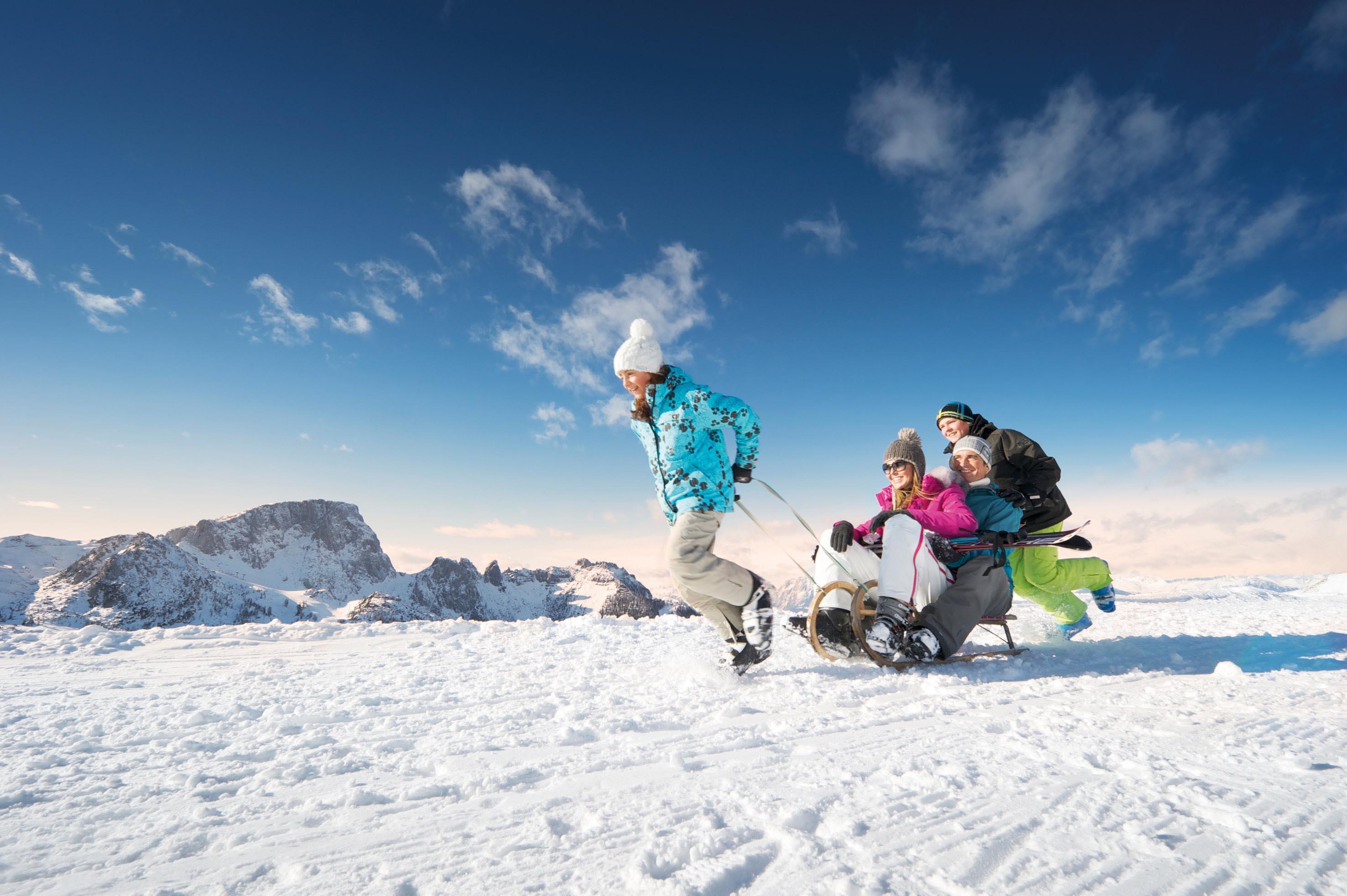 Carinzia: full immersion nella magia dell'inverno
