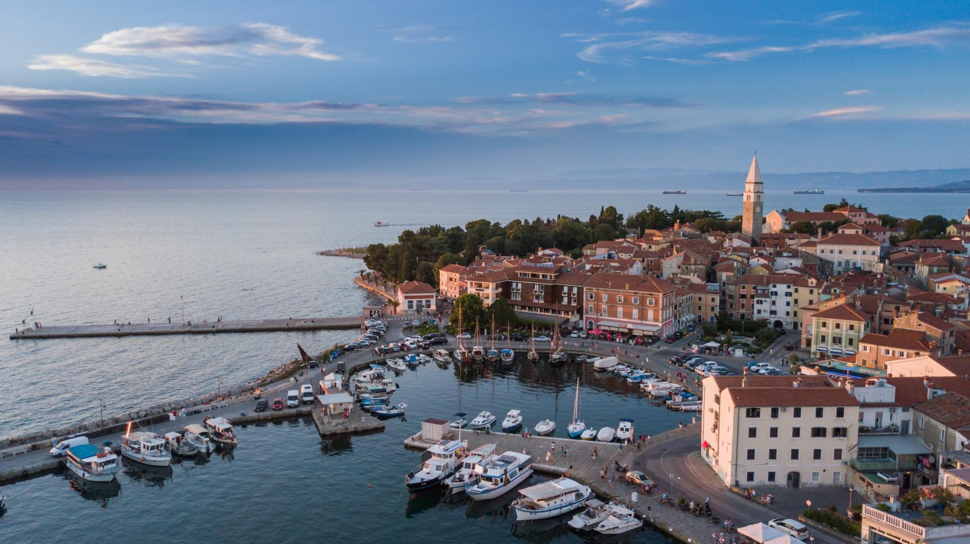 Slovenia: al mare con tante belle sorprese