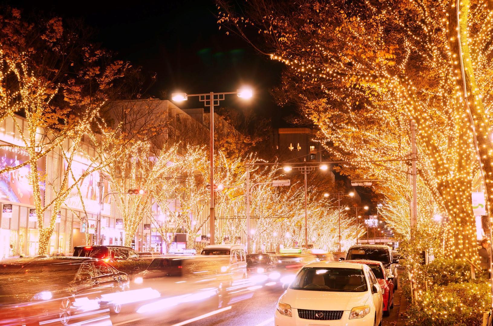 Tokyo e le Feste, una metropoli scintillante