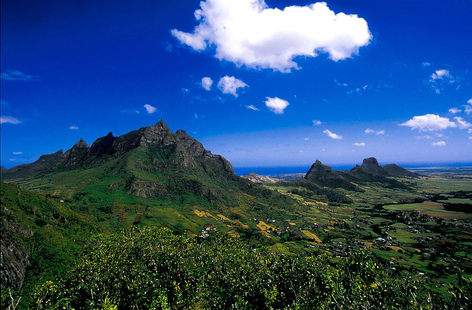 Mauritius e il suo lato green tra monti, parchi e cascate