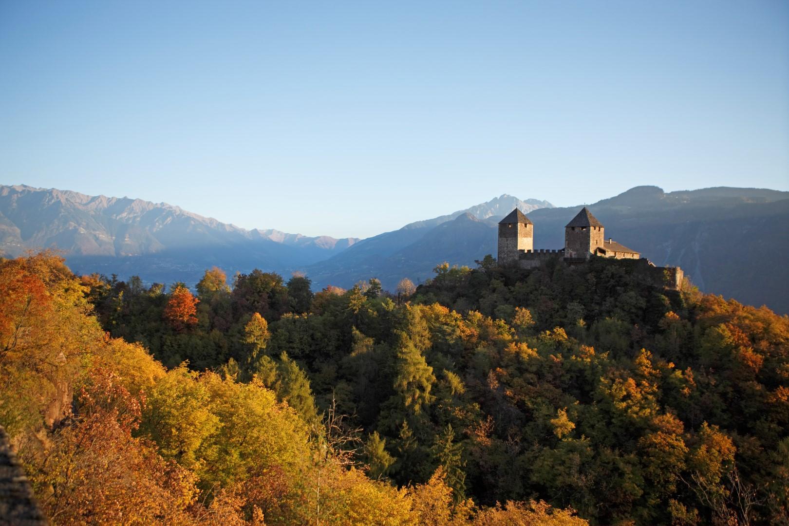 Magnifico autunno a Merano, tra colori ed eventi