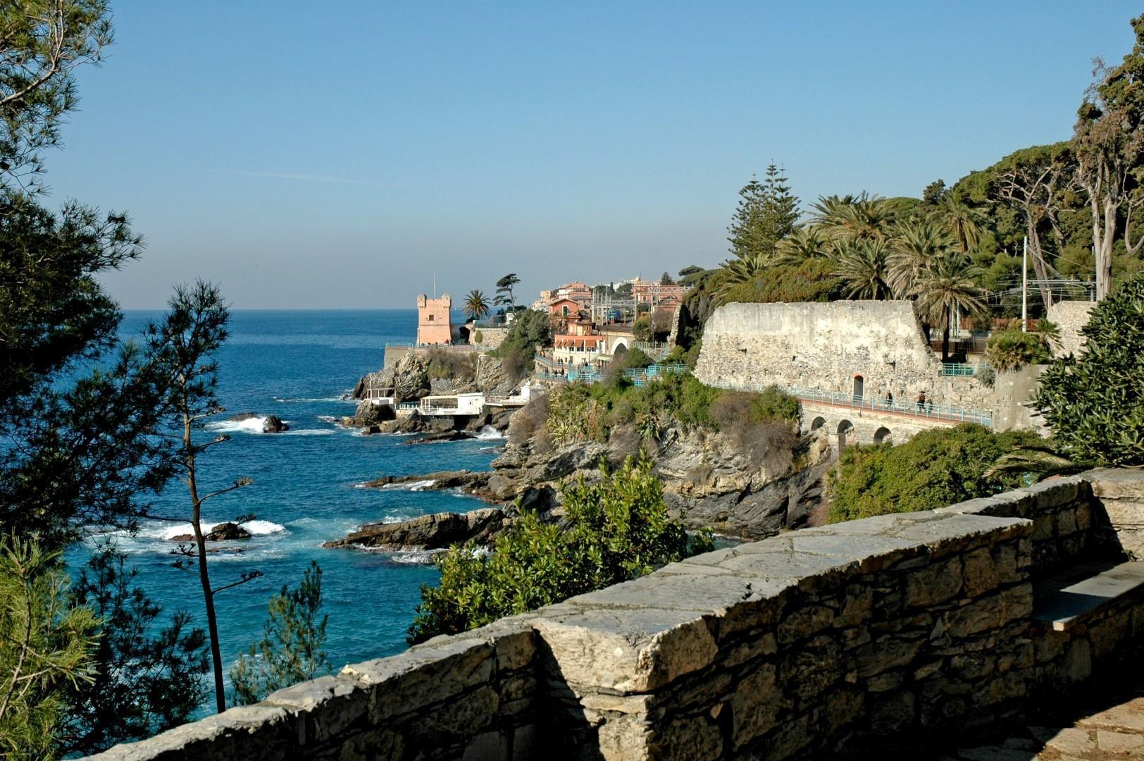Liguria, ville e giardini: le dimore più spettacolari