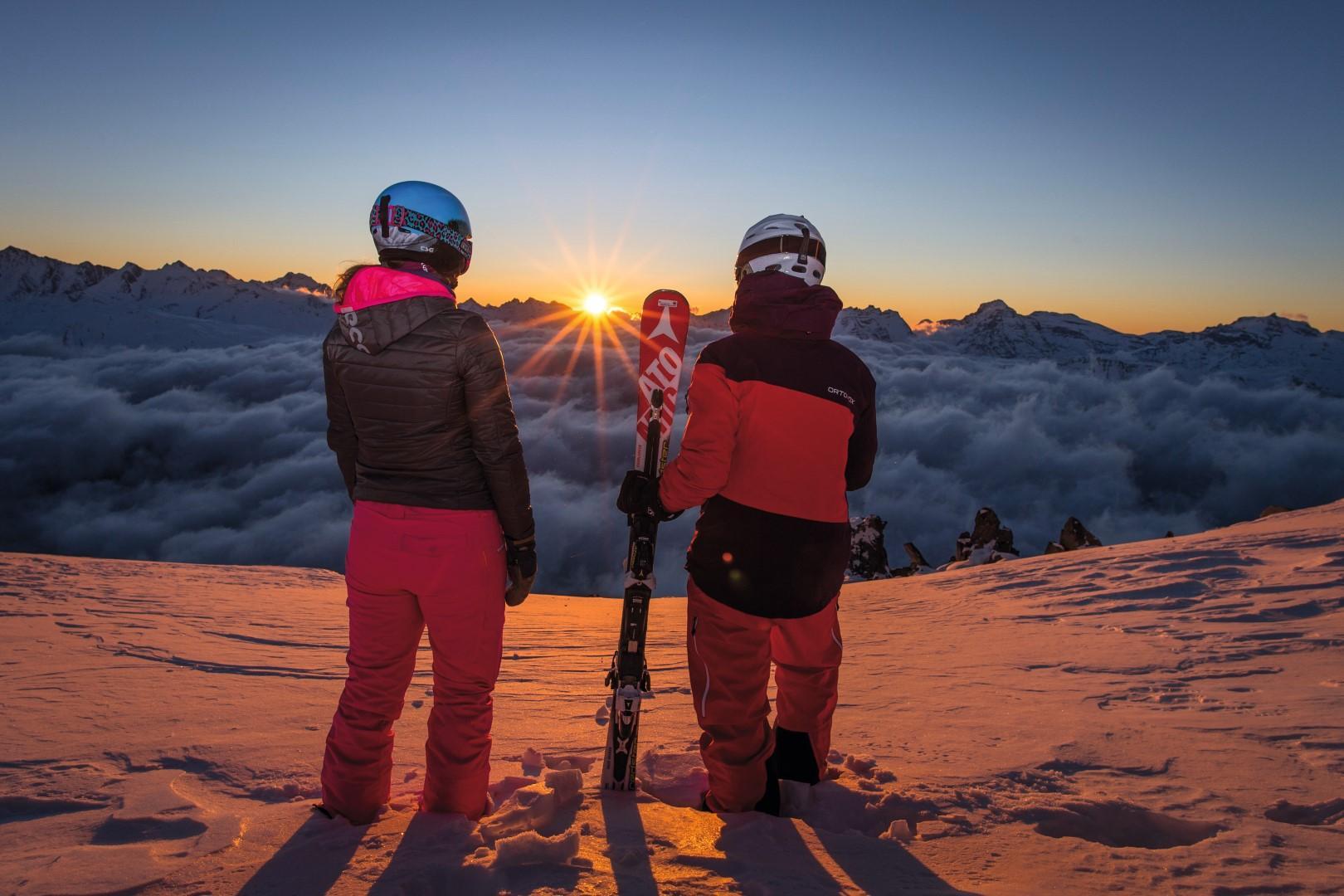 Dove sciare in Svizzera, anche low cost
