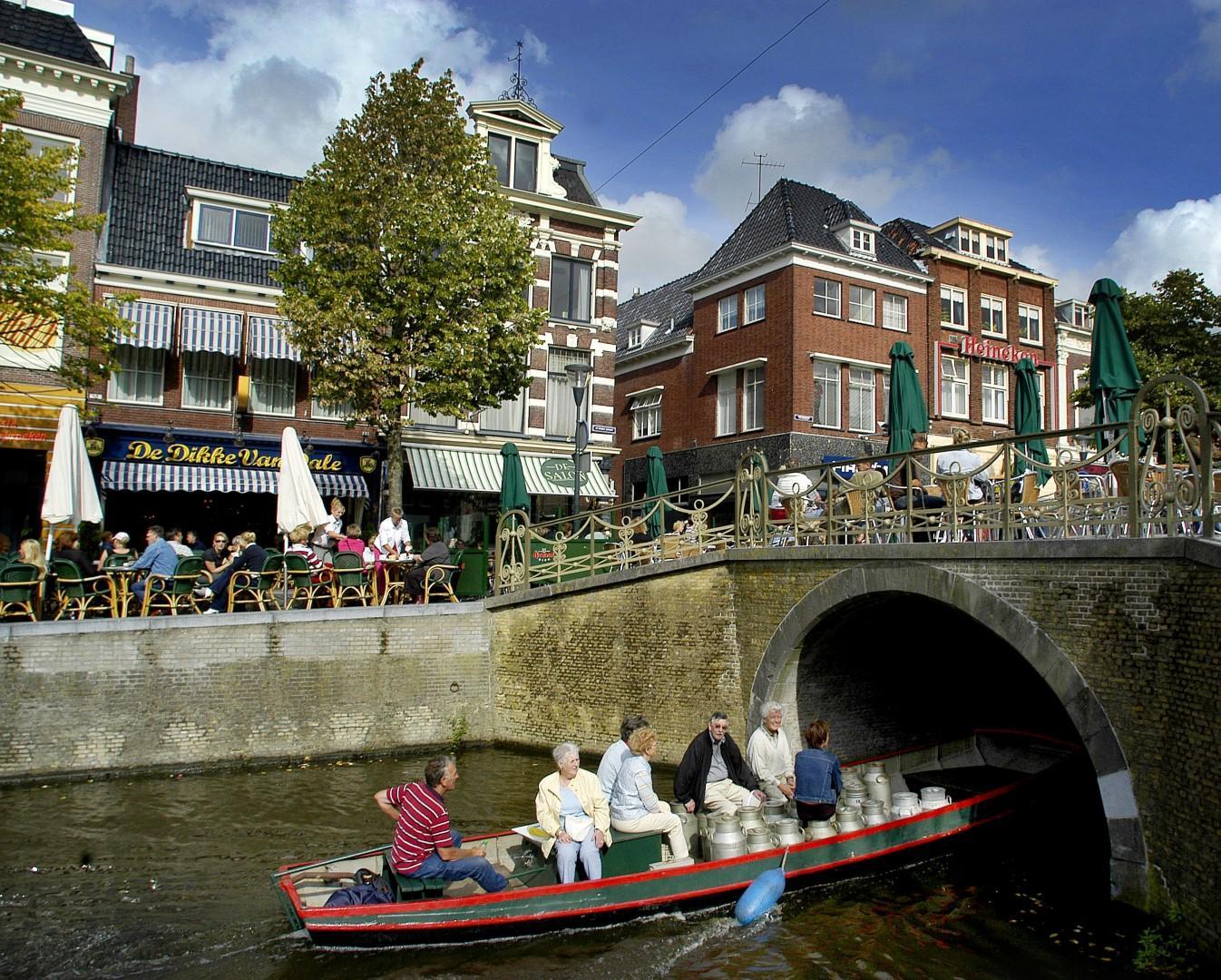 Olanda: la bella Leeuwarden capitale della cultura