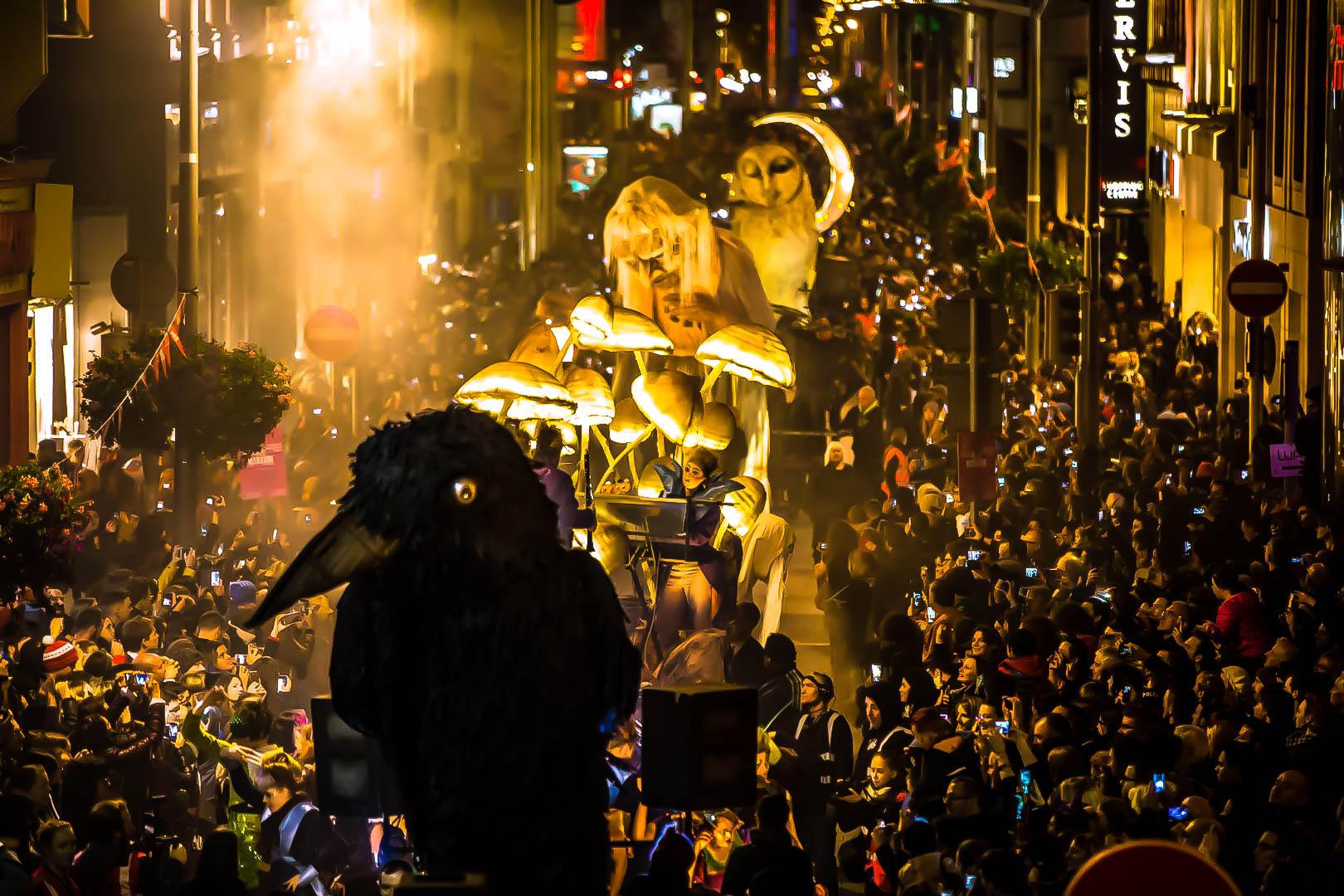 Halloween feste da brivido in Irlanda
