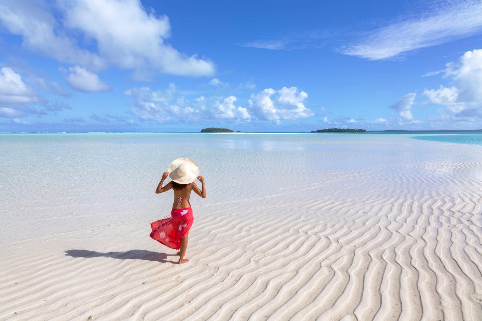 Isole Cook, spiagge da sogno nel cuore del Pacifico