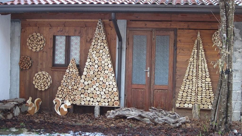 Case Di Montagna A Natale : Arredare casa in montagna living corriere
