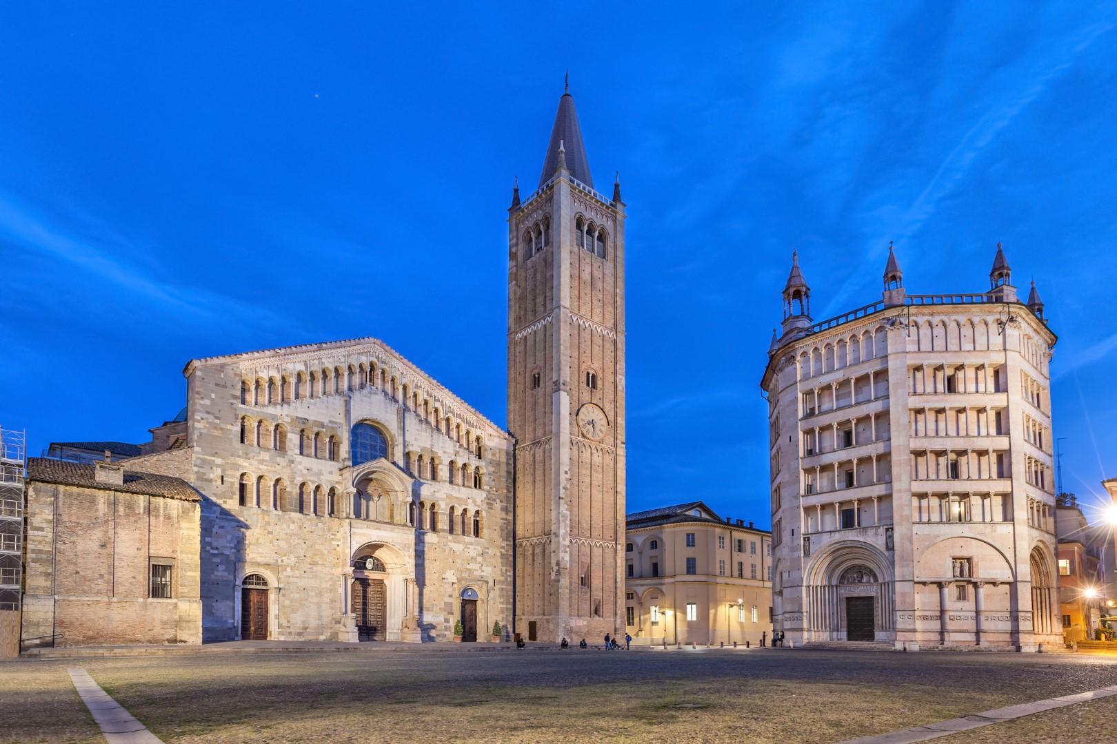 Parma: capolavori da ammirare, leccornie da gustare