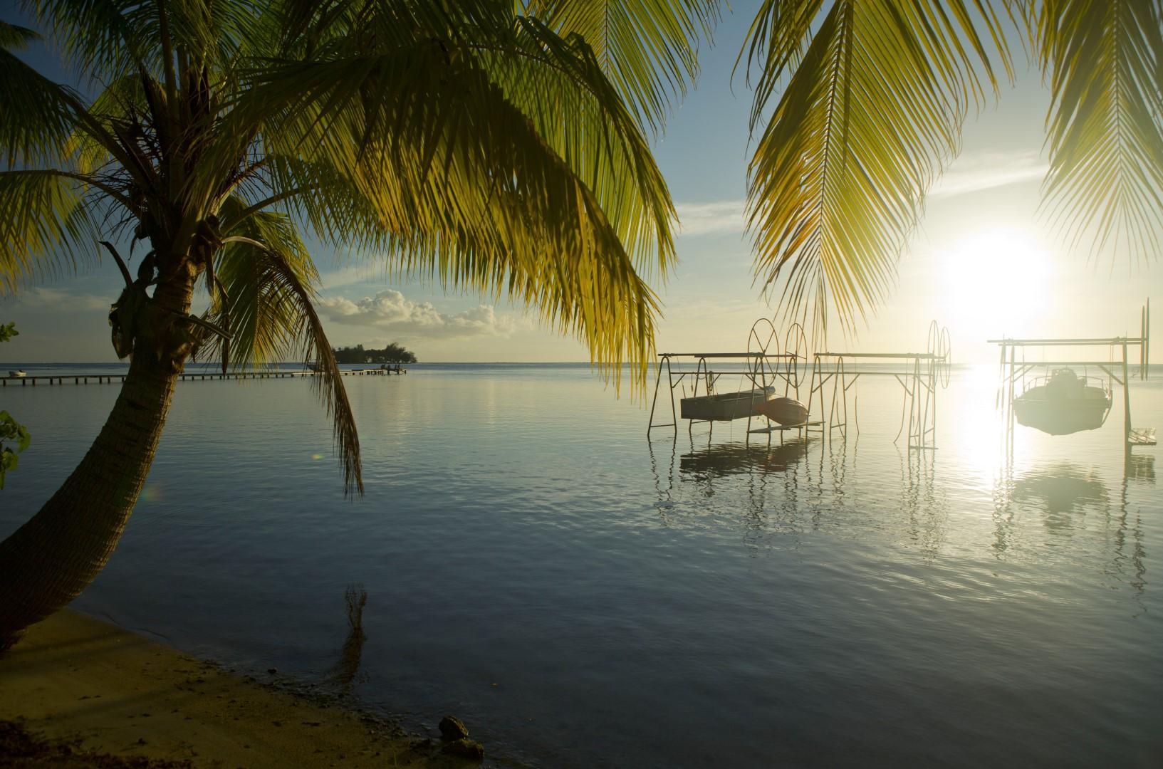 Polinesia mitica: il magico azzurro di Raiatea