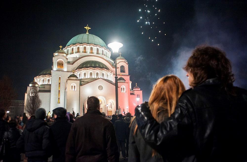 Serbia: a Belgrado per un doppio Capodanno