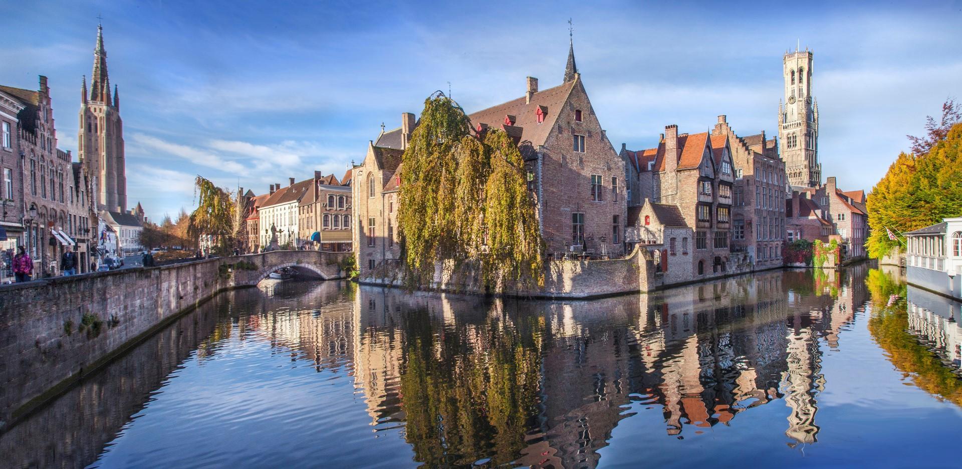 Belgio: fantastica Bruges, caleidoscopio di capolavori
