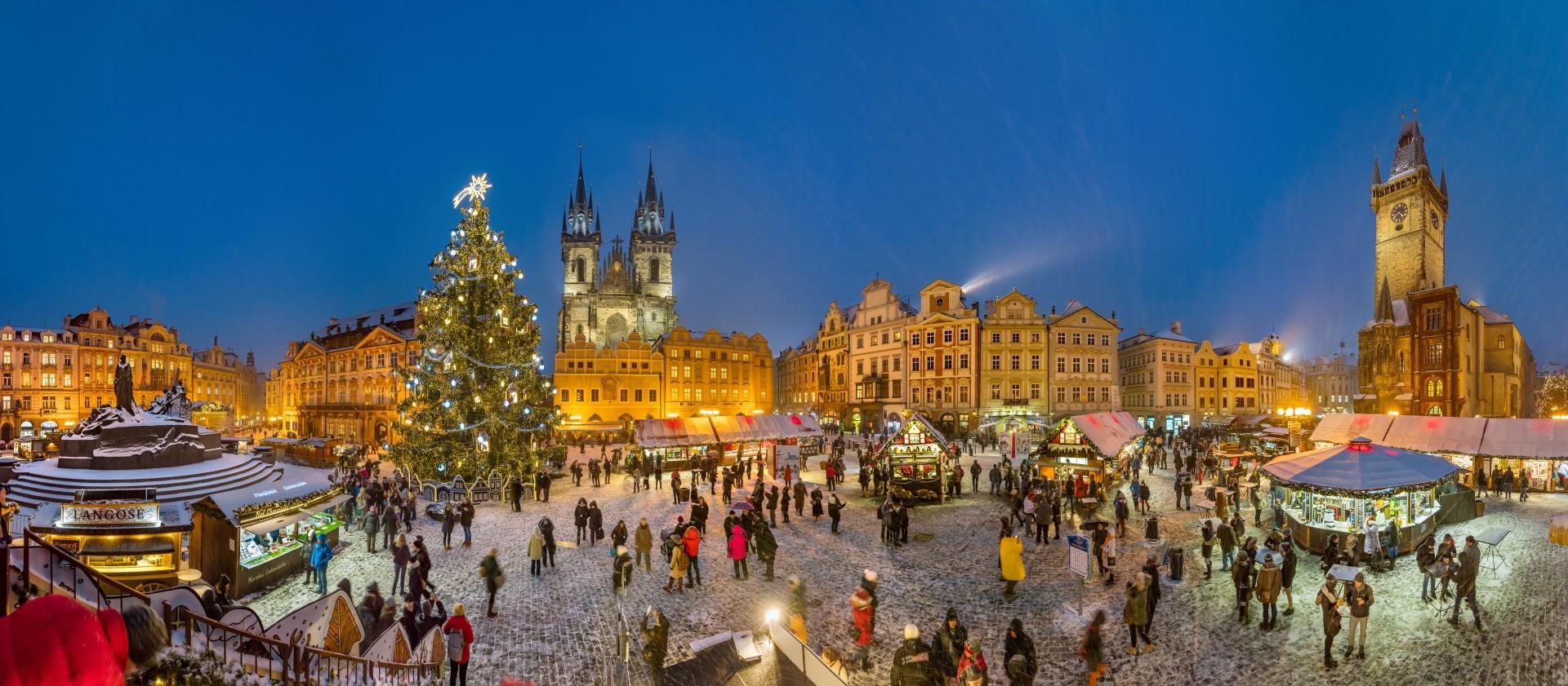 Praga, ancor più magica durante l Avvento