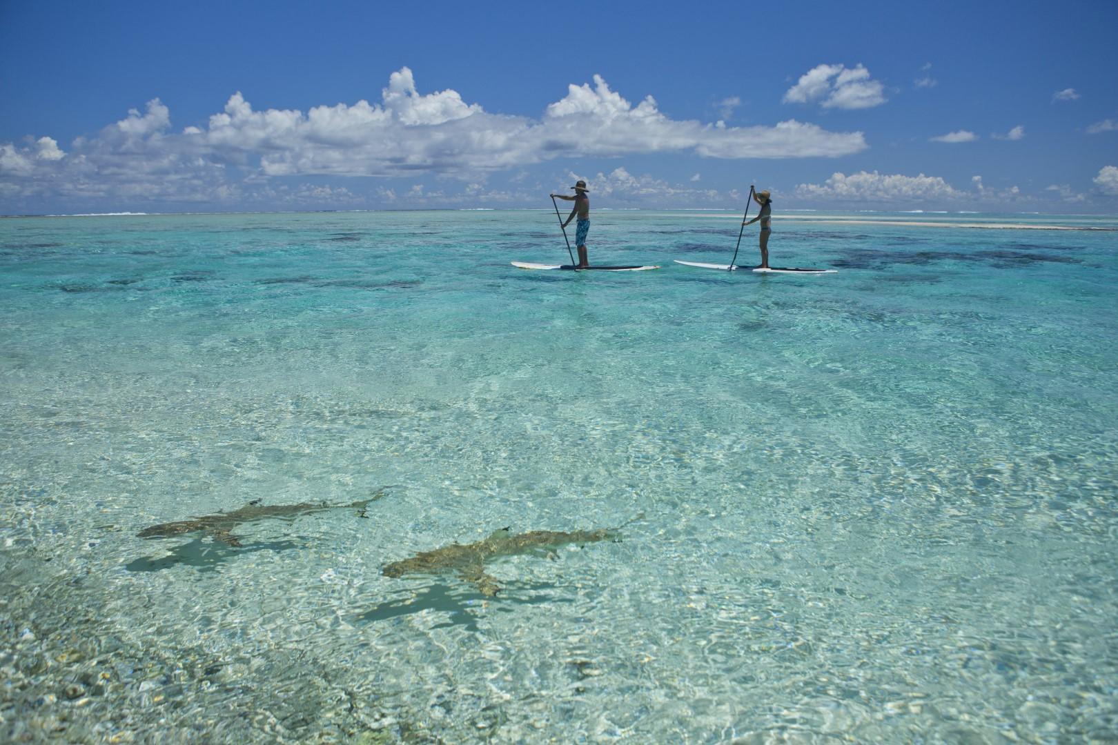 Le isole di Tahiti hanno una regina: Tikehau