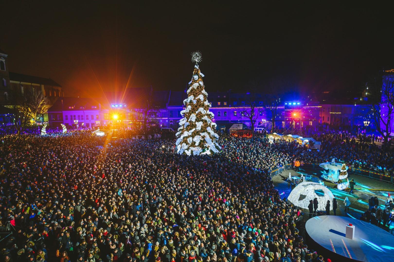 In Lituania, per un Natale veramente magico