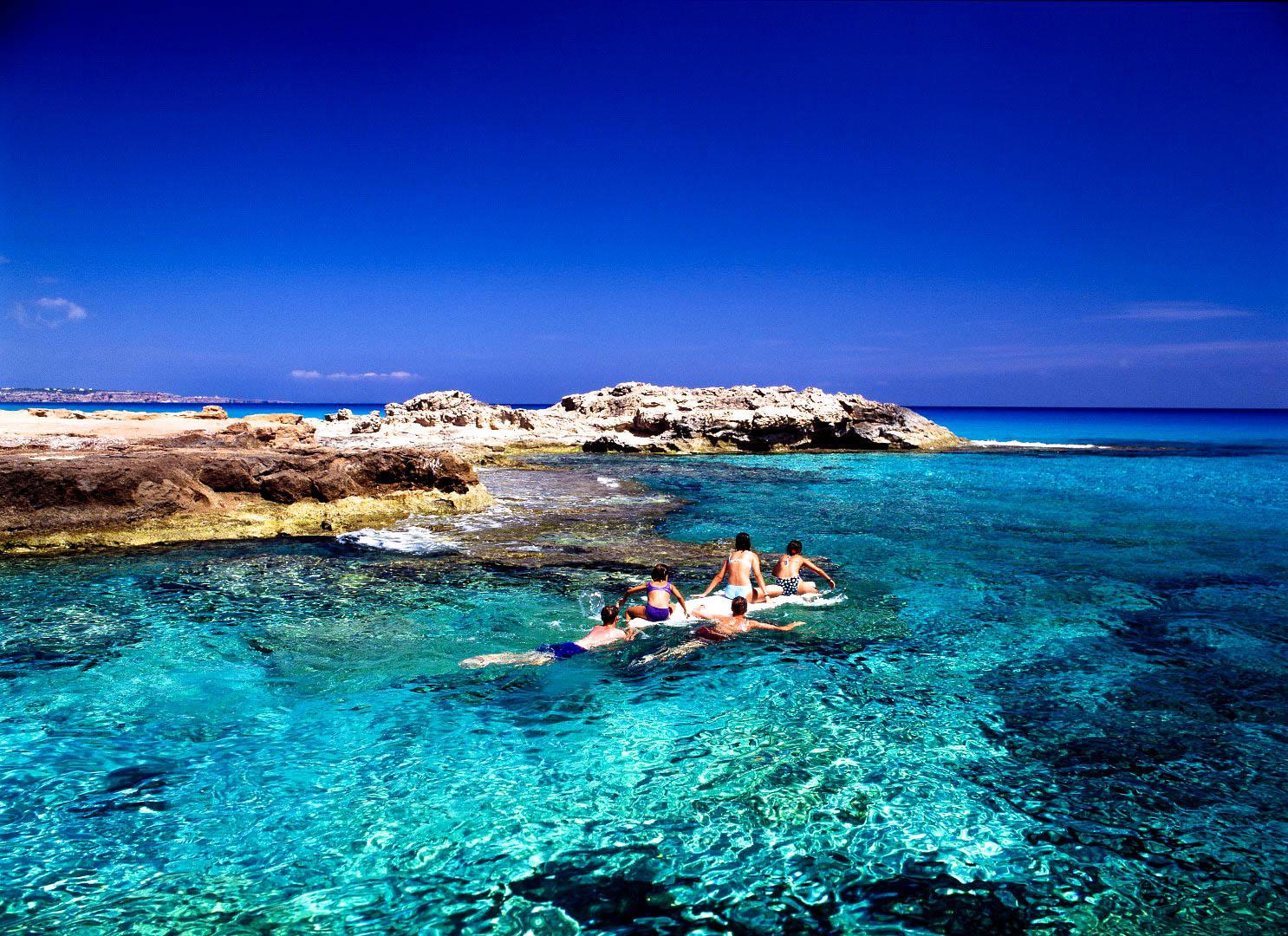 Formentera, l'isola green che ama le famiglie