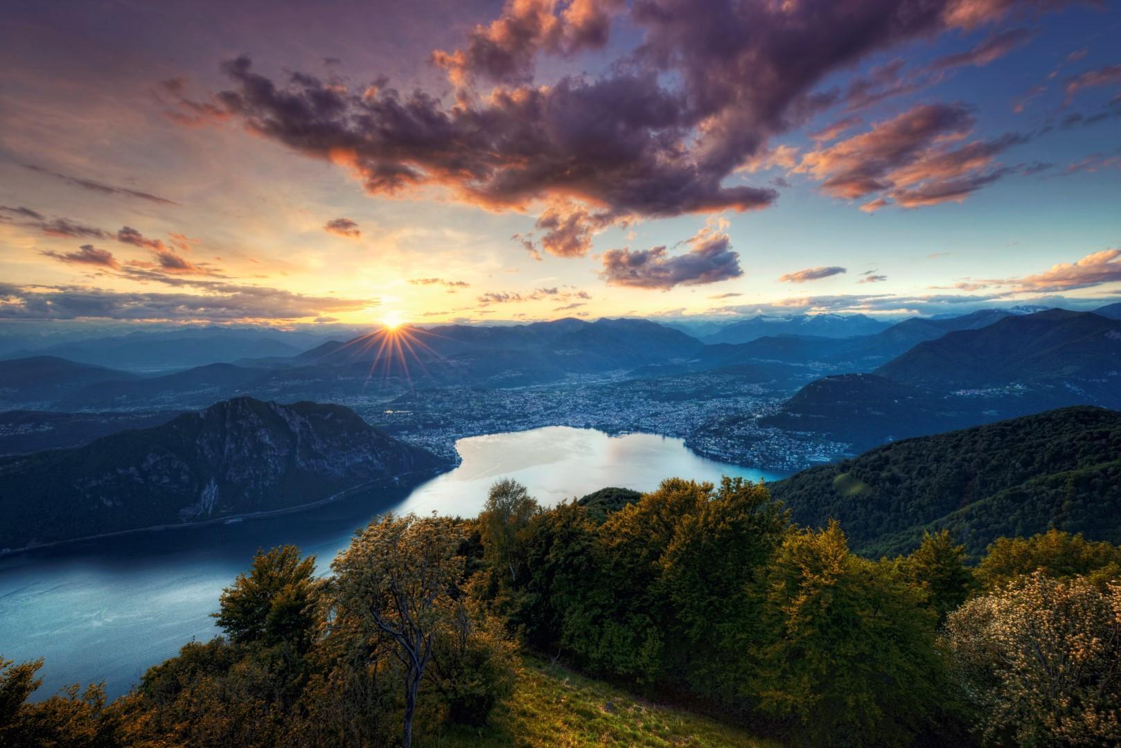 Svizzera: la dolce vita sul Lago di Lugano