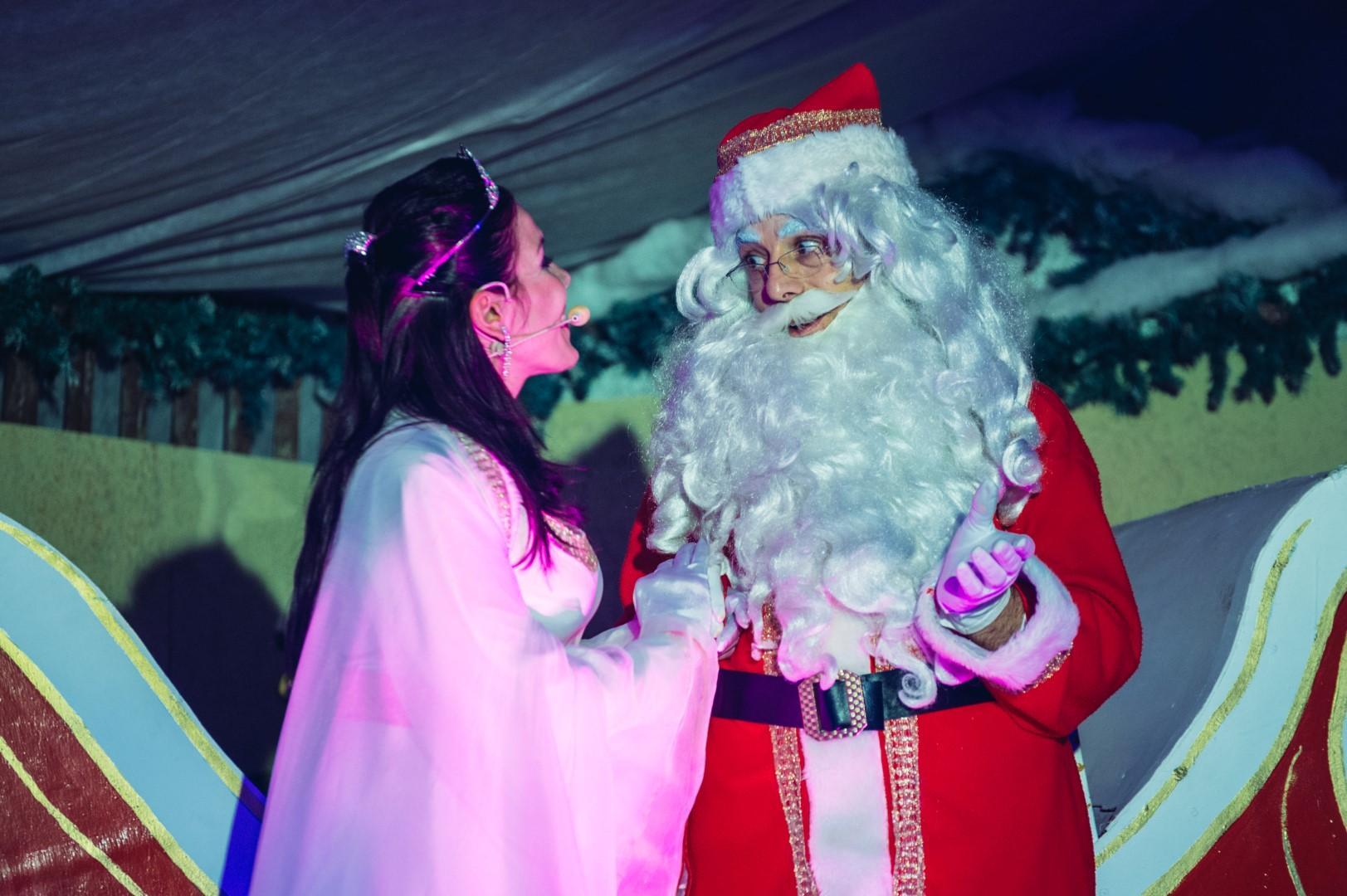Piemonte Babbo Natale è Di Casa A Govone Tgcom24
