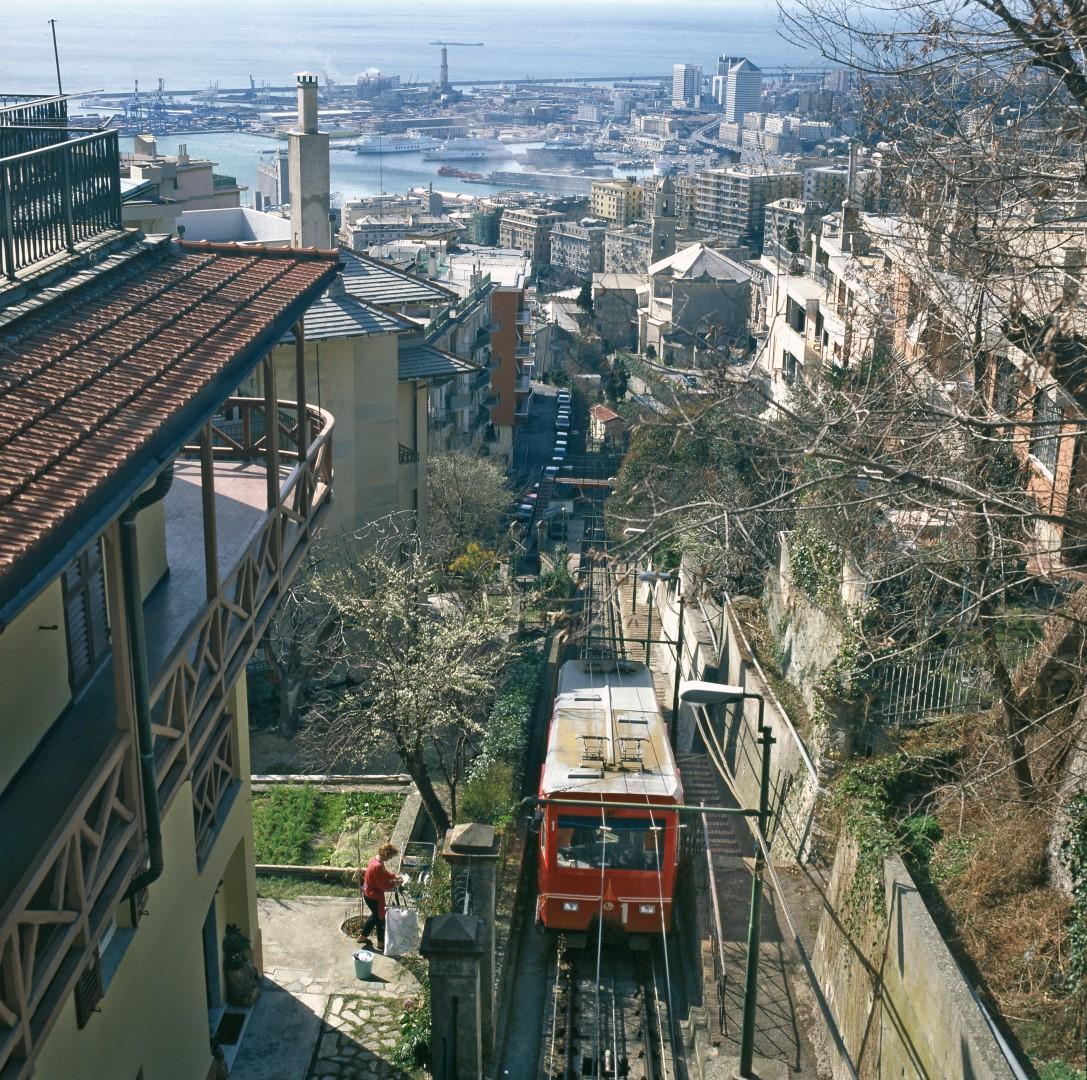 Genova, intrico magico di antiche e nuove meraviglie