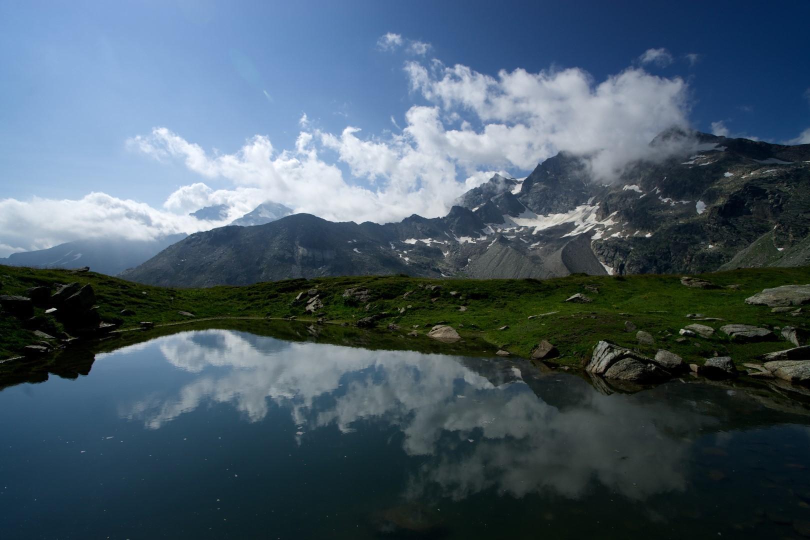 Gran Paradiso d'estate, una montagna di iniziative
