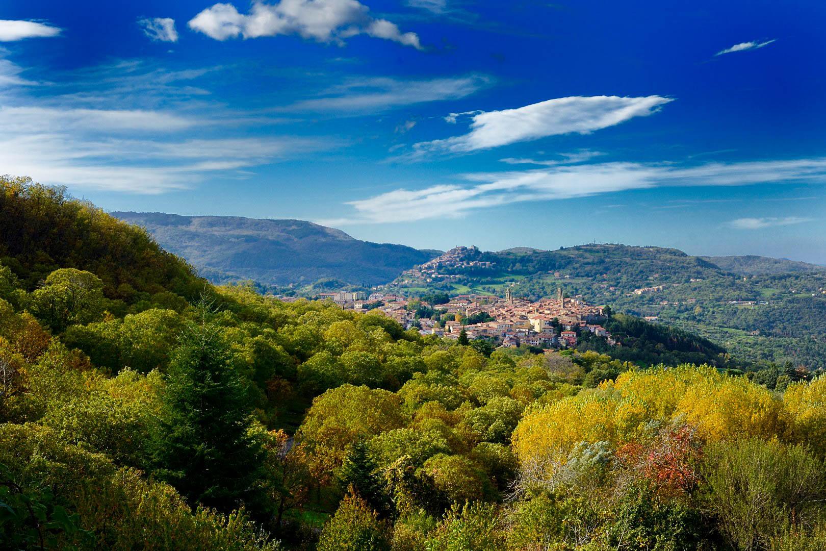 Toscana: tutti i sapori dell autunno al Monte Amiata