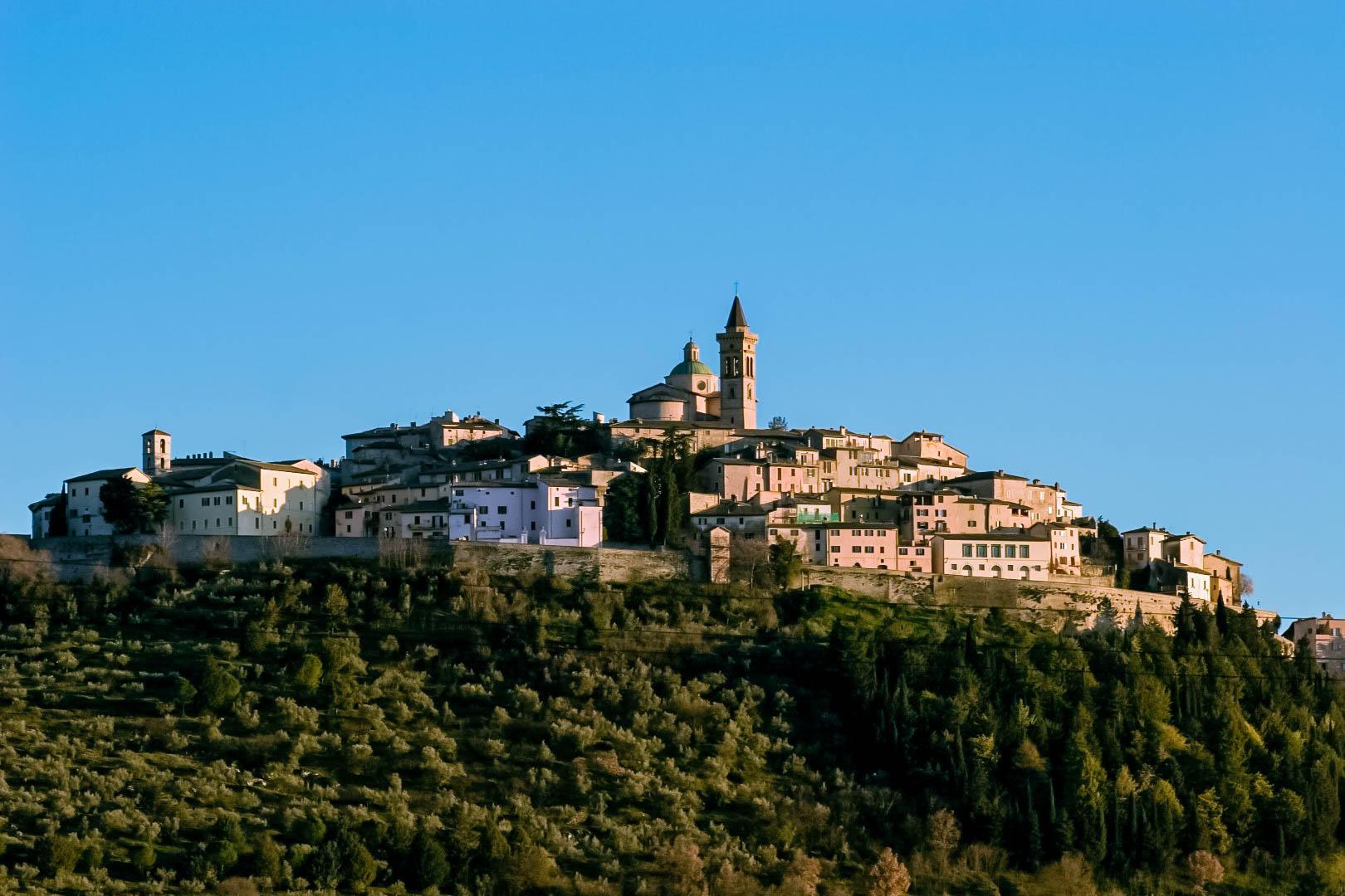 Umbria: Pic e Nic a Trevi tra musica e merende