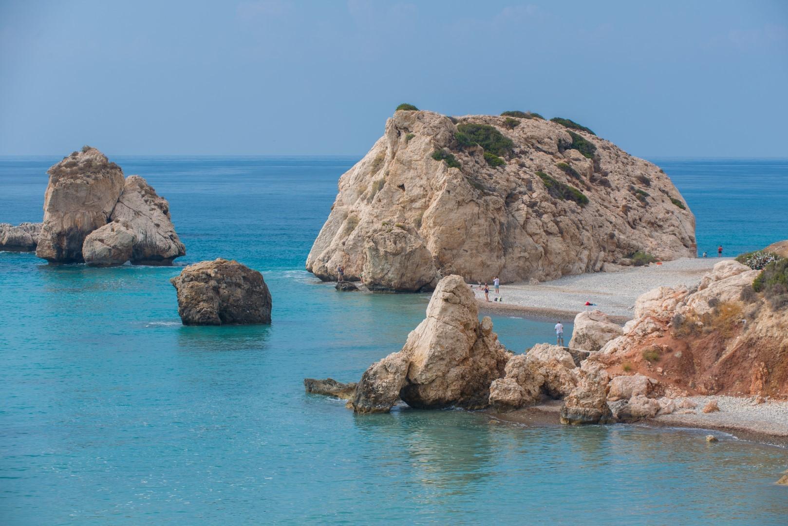 Cipro dalle 65 Bandiere Blu prima in Europa