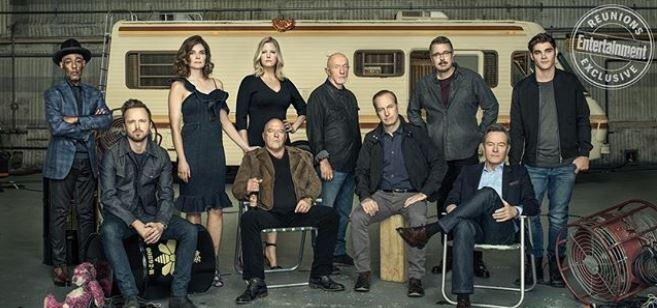 Breaking Bad , il cast dieci anni dopo il debutto della serie