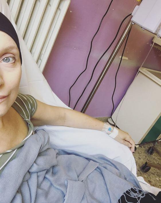 Sabrina Paravicini:  La mia battaglia contro il tumore...