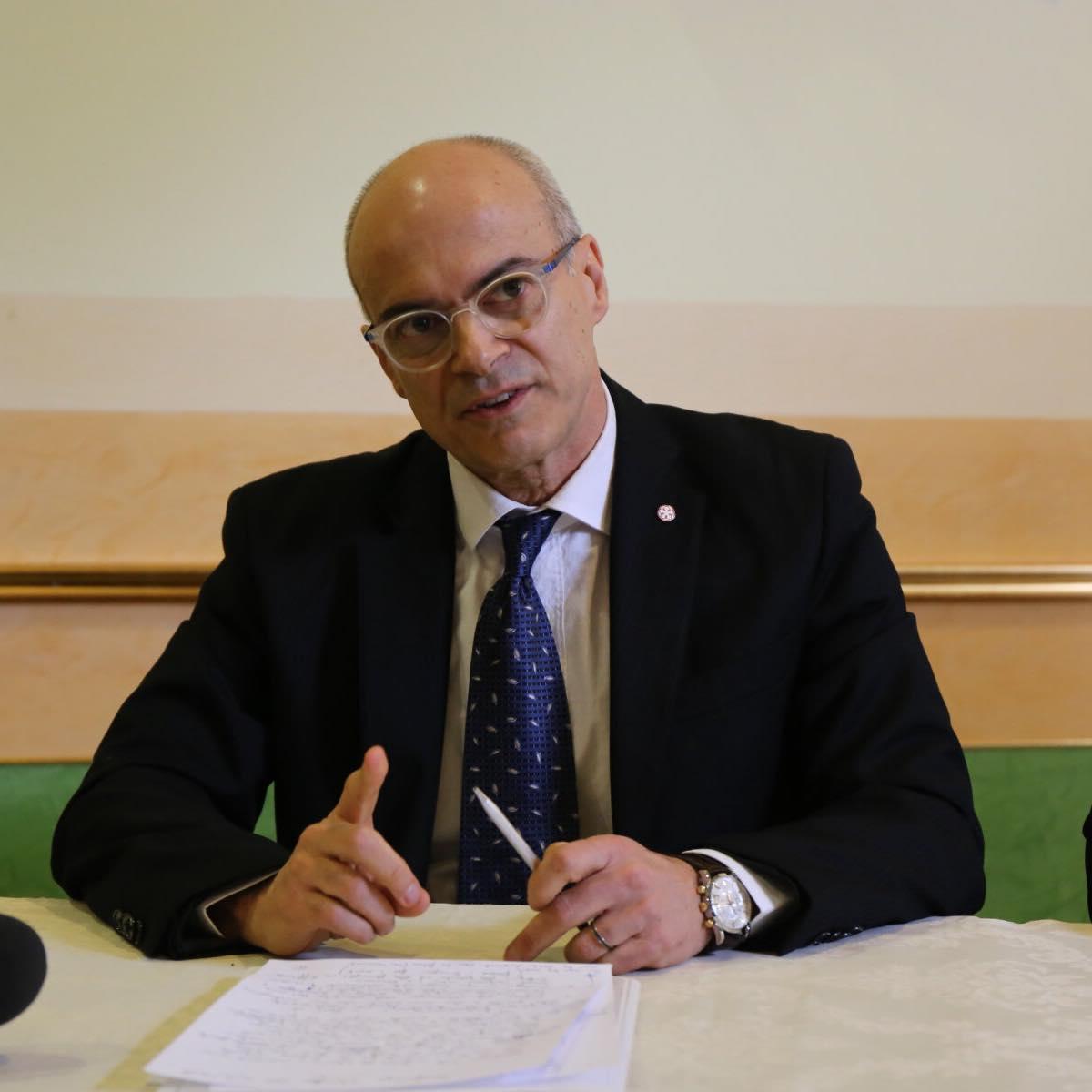 Regionali in Molise, i quattro candidati