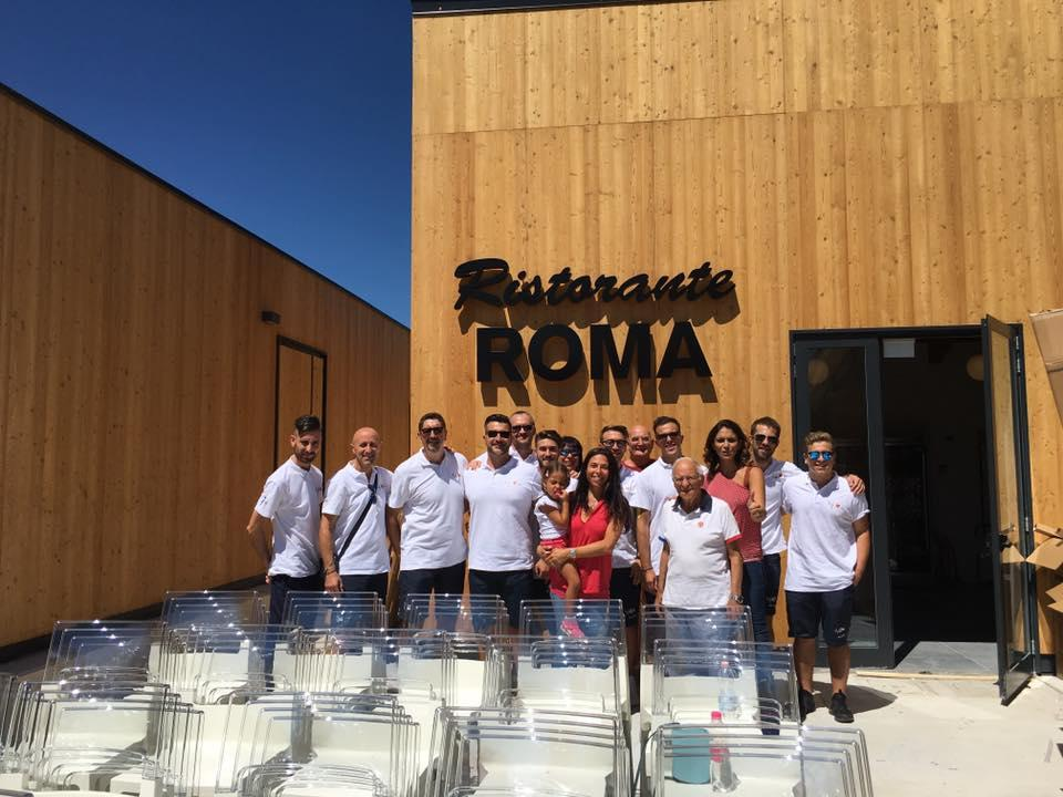 A un anno dal terremoto Amatrice riparte dall amatriciana: riaperto lo storico ristorante Roma