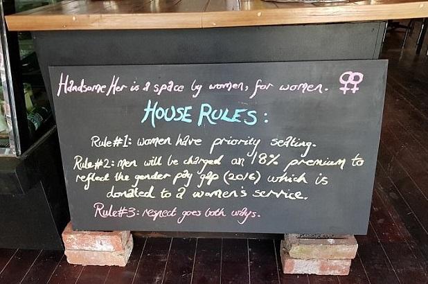 Melbourne, caffetteria impone prezzi più alti agli uomini contro il gap di genere