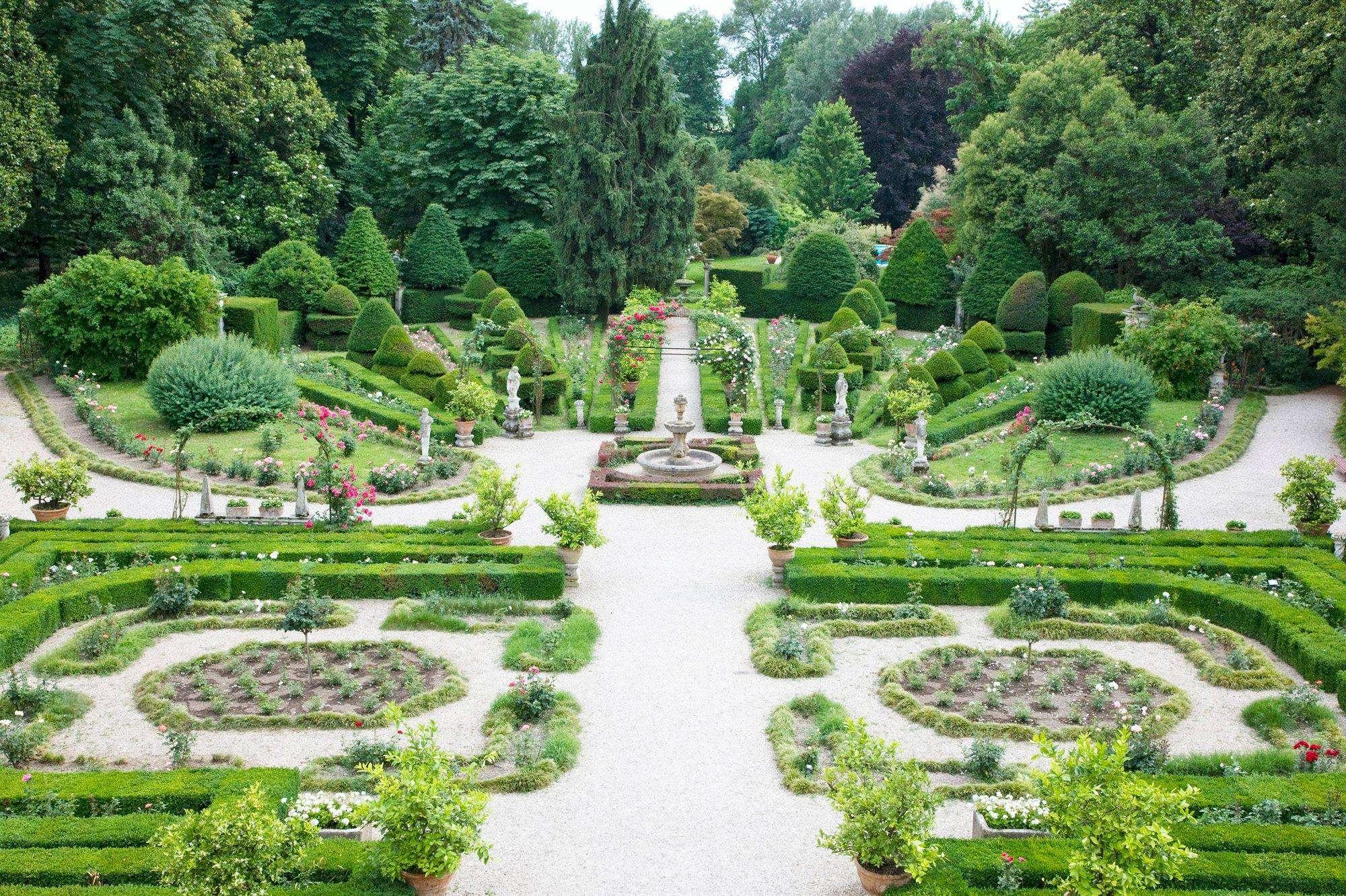 I dieci parchi più belli d Italia 2016